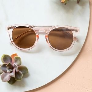 Bonnie Clyde The Hill Sunglasses in Pink